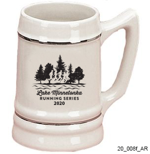 Lake Minnetonka running series 2020 mug