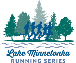 logo for Lake Minnetonka Running Series