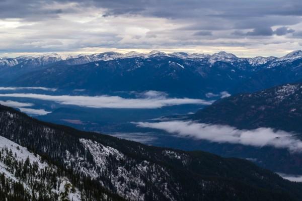 Cabinet Mountain Wilderness, Montana