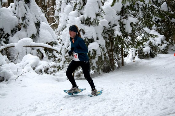 Frozen Assets Race- Harriet Hollister, near Rochester
