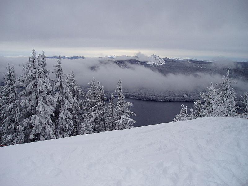 Willamette Pass, Oregon