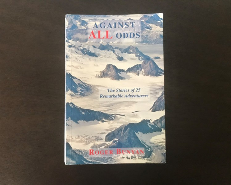 book of historical adventurers: Against All Odds