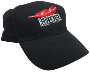 Redfeather snowshoes hat