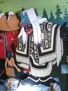 Art and culture at Whale Museum, Friday Harbor WA