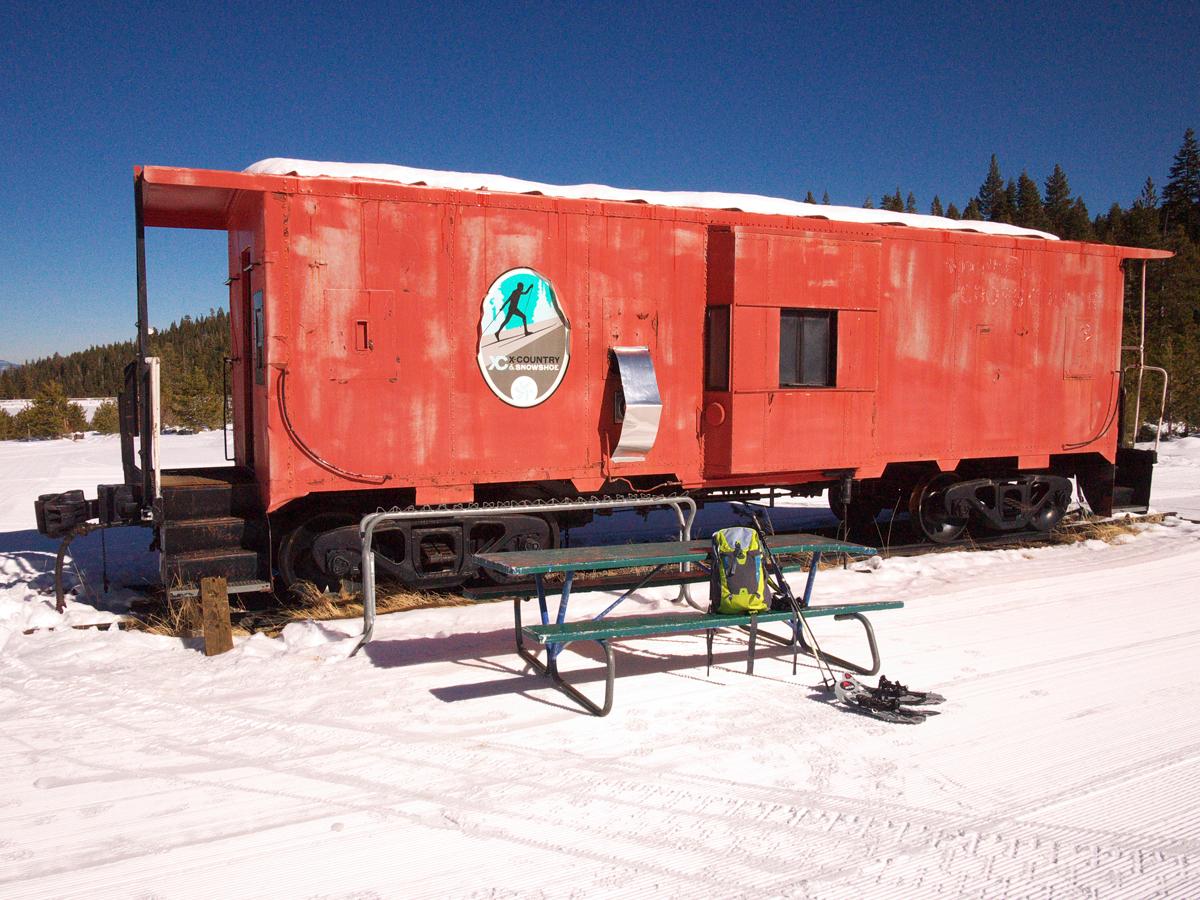 snowshoe northstar at tahoe