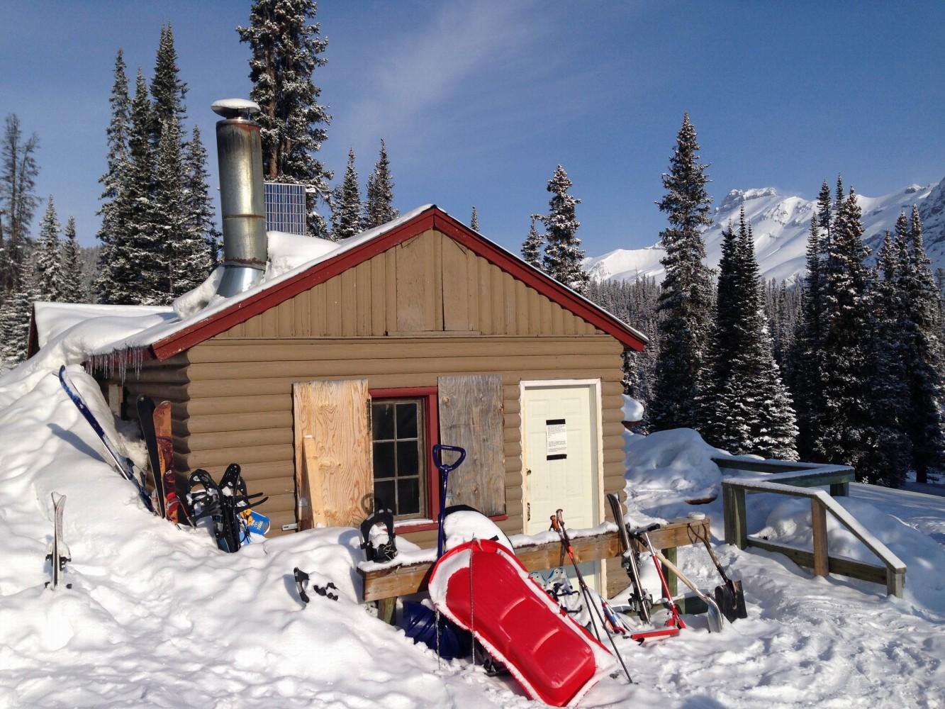 Hilda Creek Wilderness Hostel