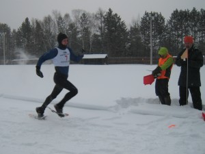 Eric Kowalik won first place in the 20-34 category.