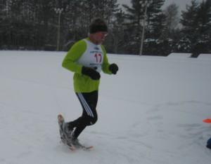 Robert McNamara won all the sprints in his age group.