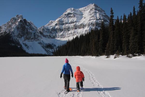 Shadow Lake, Banff National Park