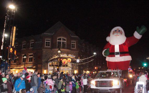 Banff Parade of Lights