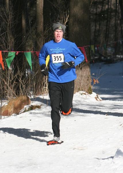 snowshoe racer