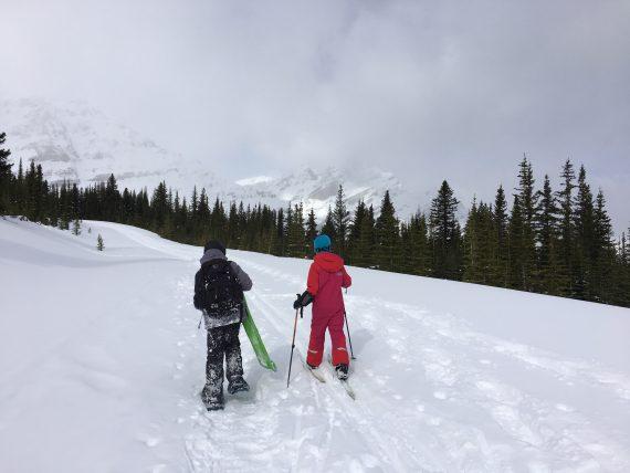 sharing the trail- proper trail etiquette