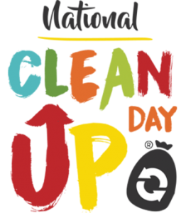 National CleanUp Day logo