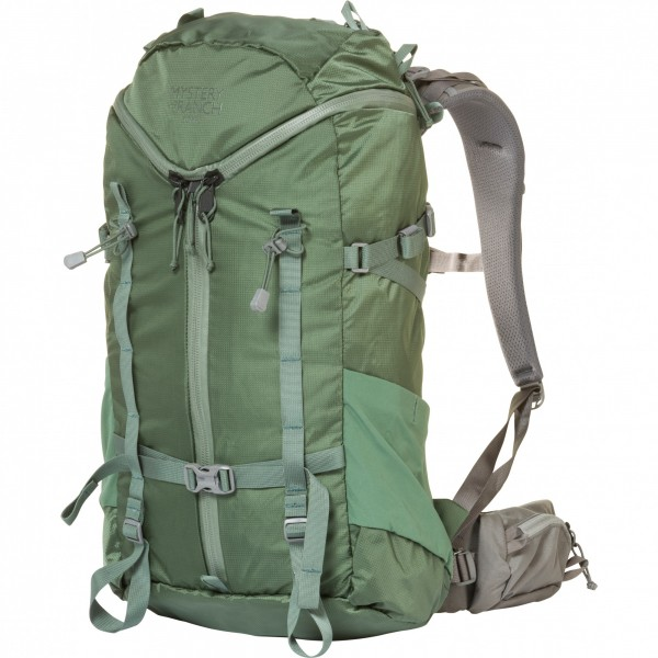 Mystery Ranch Scree 32L backpack - green