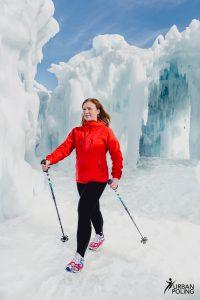 Using Nordic Walking Poles