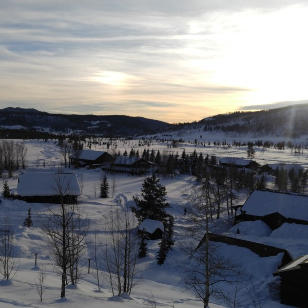 view of Vista Verde Guest Ranch, Steamboat Springs CO