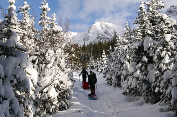 Family-friendly Elbow Lake Trail