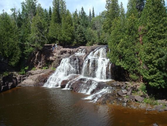 Gooseberry Falls, North Shore Minnesota