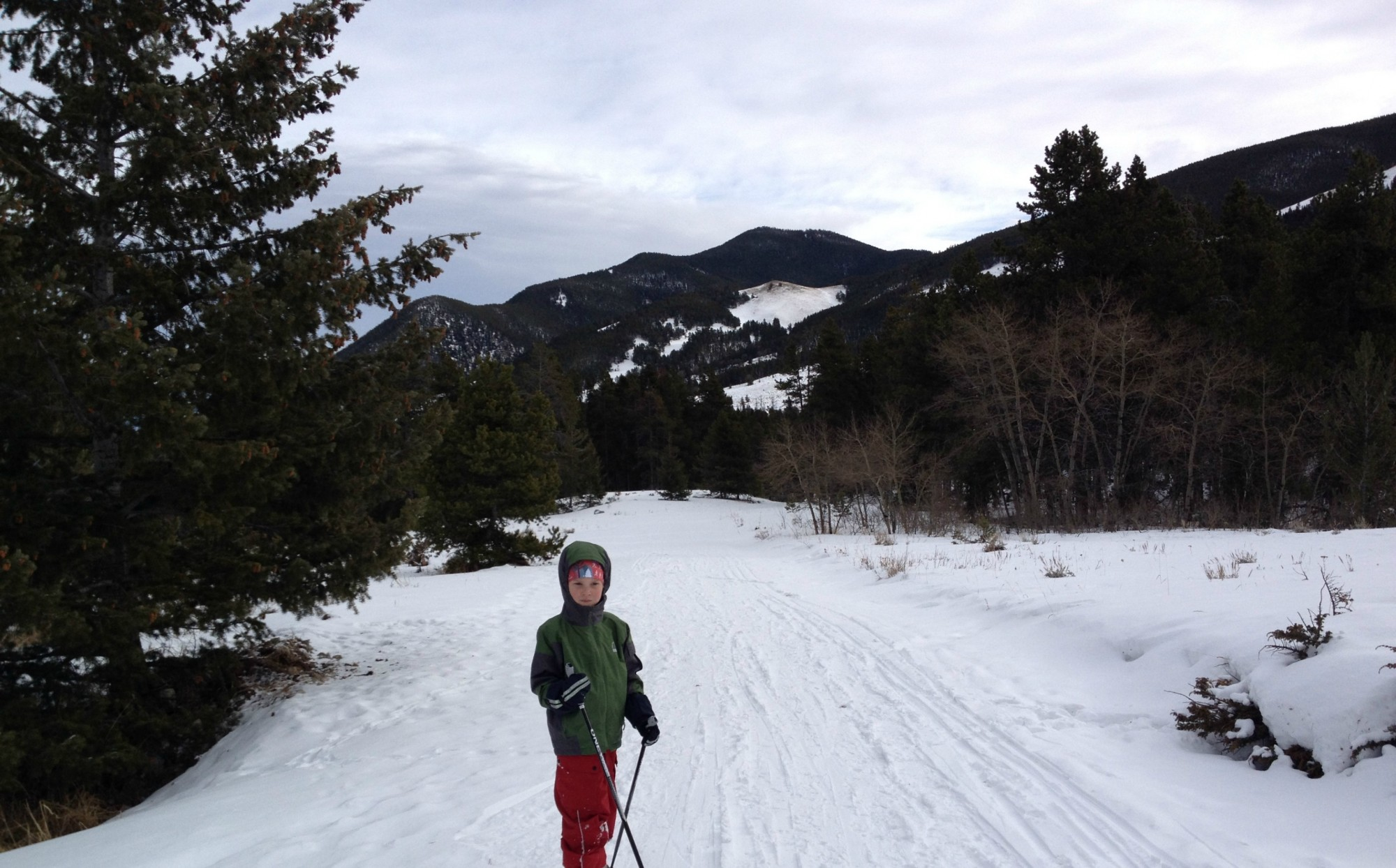 Red Lodge Montana Snowshoe Stay And Play Snowshoe Magazine