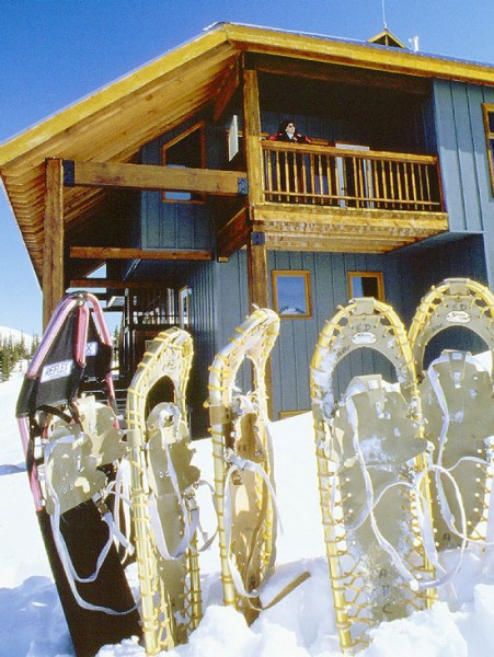Photo: Purcell Mountain Lodge