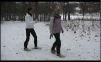 Snowshoeing: Behind the Basics – Hosted by Amanda Beauvais