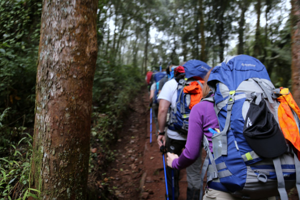 """In July 2014, Dr. Ellen Marmur and a team launched a climb up Africa's Mt. Kilimanjaro to raise awareness of the American Academy of Dermatology's SPOT Skin Cancer initiative. With Starglazer backpacks providing their trail support for this expedition, the climb worked a six-day climb to the mountain's 19,341 peak, the highest free-standing summit in the world. Talk about """"Go Tell it on the Mountain;"""" this is it! You can participate; learn how at the end of this article. You will be telling """"Skin Cancer, Take a Hike!""""™"""