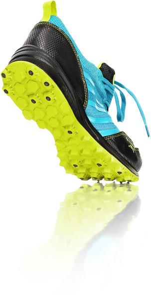 1-Running sole studded