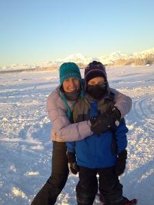 Kirkland Talkeetna snowshoeing