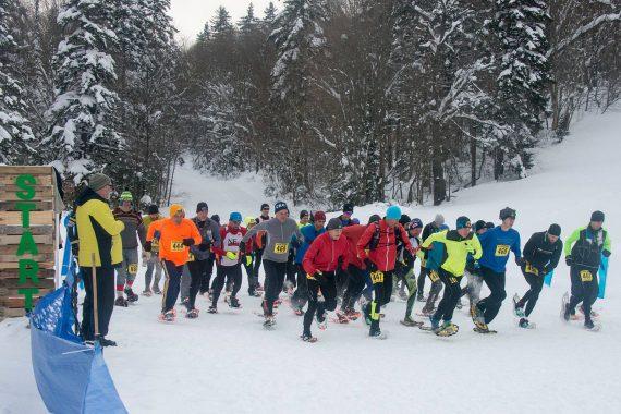 Snowshoe races 2019