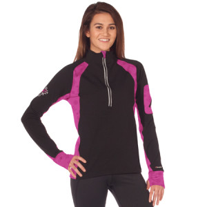 SportHill Women's XC 3SP Zip Top