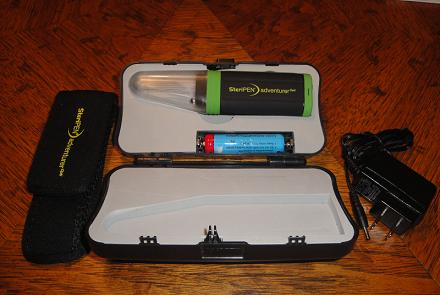 Gear Review Steripen Adventurer Opti With Solar Charging Case