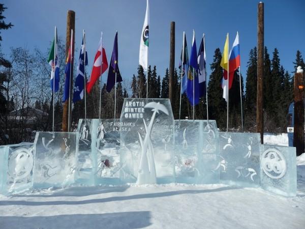 Fairbanks - World Ice Art Championships