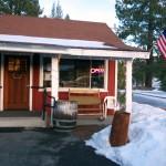 snowshoe lake tahoe truckee river winery