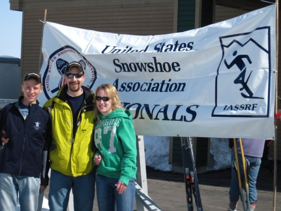 Heil family at 2010 USSSA national championships