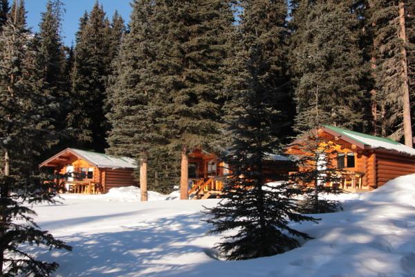 Cabins at Shadow Lake Lodge