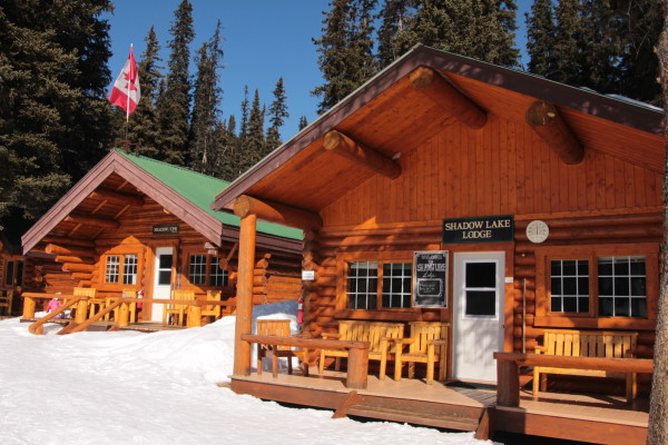Brewster's Shadow Lake Backcountry Lodge