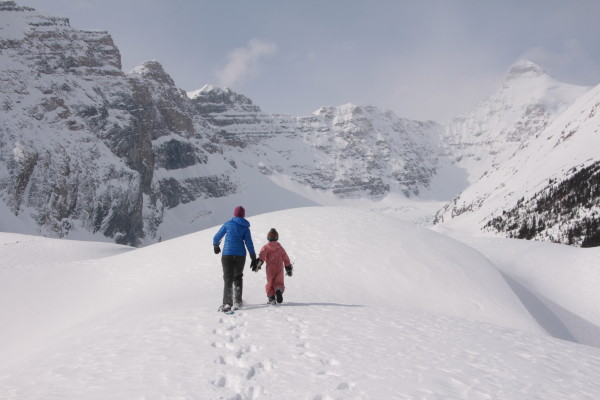 Children benefit from backcountry experiences year round