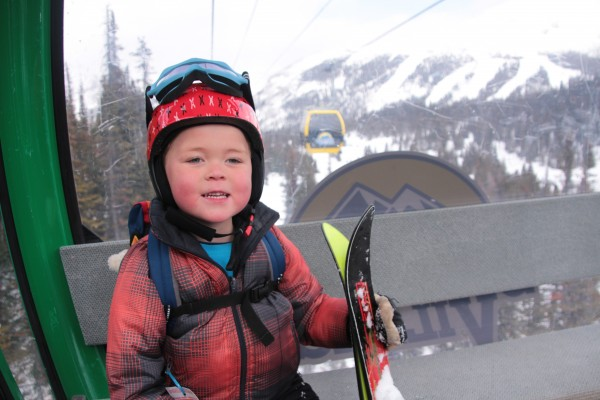 Starting Young at Sunshine Village