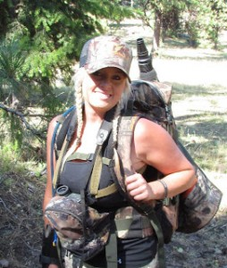 Kristy Titus maintains fitness as a Wilderness Athlete expert