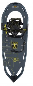 Atlas 8 Series snowshoes with the new Light-Ride Suspension system.