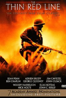 The Thin Red Line DVD.