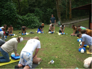 Photo source: SOLO Wilderness Medicine School