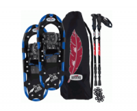 'Hike 22 Men's Snowshoe Kit'