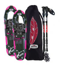 'Hike 25 Women's Snowshoe Kit'