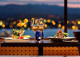 Vista 18 Restaurant in Victoria, B.C.