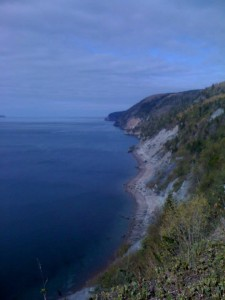 Spectacular Sea Cliffs in Cape Chignecto
