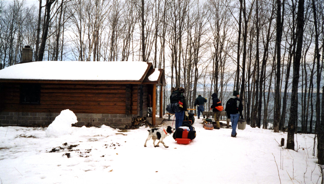Whitetail Cabin on the shores of Gitche Gumee
