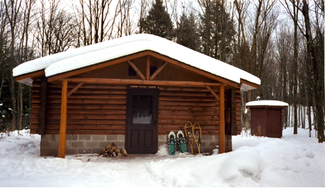There Are No Water Pumps Available At Any Of The Rustic Cabins Each Unit Sleeps Up To Eight People And Costs 60 A Night All Four Yurts Open In
