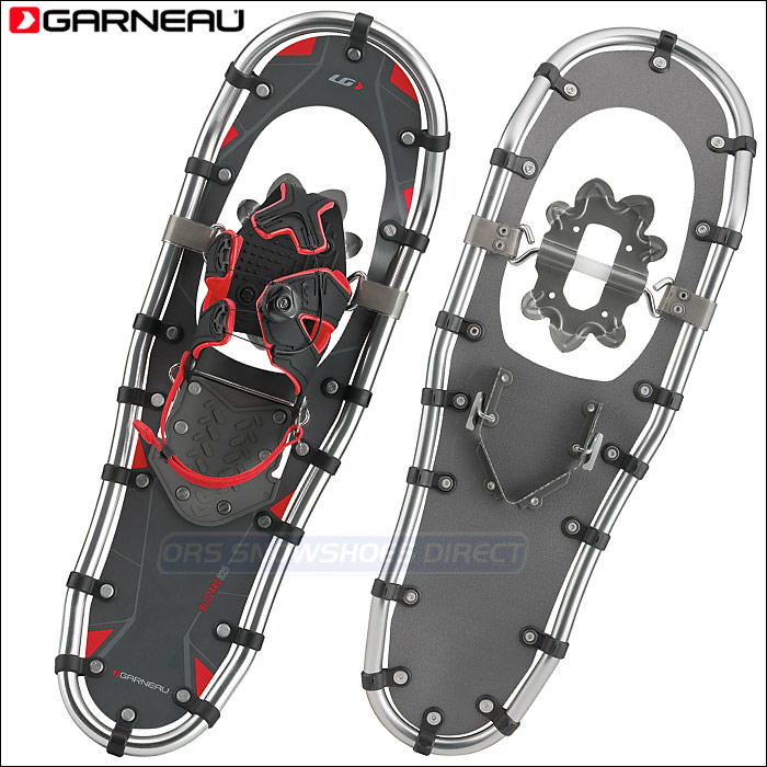 Louis Garneau Blizzard Men's And Women's Snowshoes Review