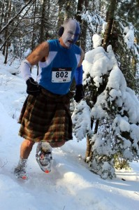 Braveheart Race Series, Jim McDonell, paced the day with a third overall finish